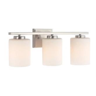 Dolan Lighting 3883-09 Chloe - Three Light Bath Bar