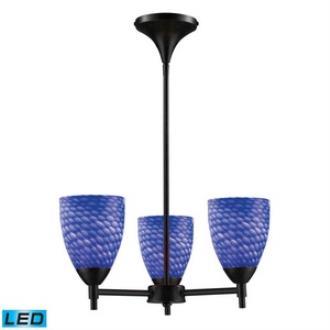 Elk Lighting 10154/3DR-S-LED Celina - Three Light Chandelier