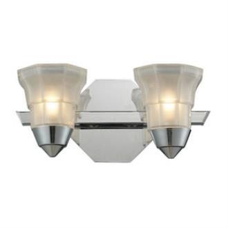 Elk Lighting 11391/2 Deco - Two Light Bath Bar