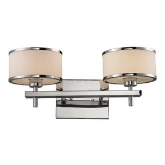 Elk Lighting 11416/2 Utica - Two Light Bath Bar