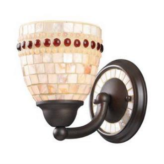Elk Lighting 15010/1 Roxana - One Light Wall Sconce