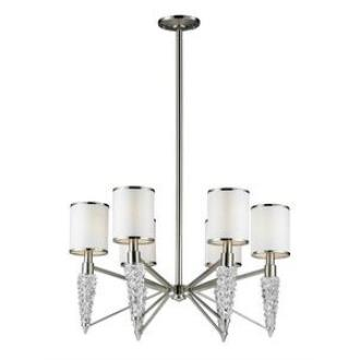 Elk Lighting 17125/6 Zanzabar - Six Light Chandelier