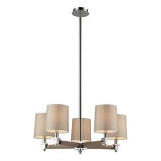 Elk Lighting 31337/5 Jorgenson - Five Light Chandelier