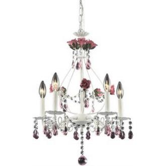 Elk Lighting 4054/5 Rosavita - Five Light Chandelier