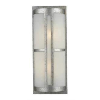 Elk Lighting 42096/2 Trevot - Two Light Outdoor Wall Mount