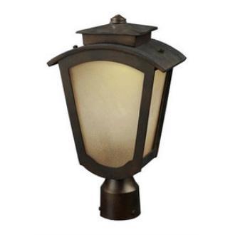 Elk Lighting 42243/1 Porter - One Light Outdoor LED Post Mount