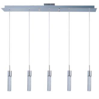 ET2 Lighting E22774-91PC Fizz IV - LED Pendant