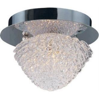 ET2 Lighting E23000-20PC Blossom - One Light Flush Mount