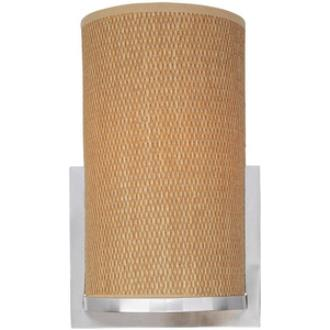 ET2 Lighting E95080-101SN Elements - One Light Wall Sconce