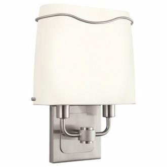 Forecast Lighting 190238836 Elgin - Two Light Wall Sconce