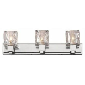 Forecast Lighting F4321-35 Gold Coast - Three Light Bath Bar