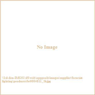 Forecast Lighting FW0004811 Corydon LED outdoor wall lantern in Bronze TDL finish