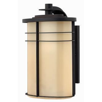 "Hinkley Lighting 1125MR Ledgewood - 15.5"" 15W 1 LED Outdoor Wall Lantern"