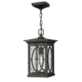 Hinkley Lighting 1492AM Randolph - One Light Outdoor Hanging Lantern
