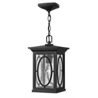 Hinkley Lighting 1492BK Randolph - One Light Outdoor Hanging Lantern