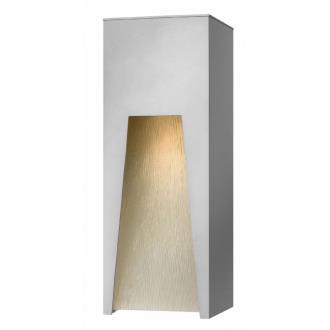 Hinkley Lighting 1764TT Kube - One Light Outdoor Large Wall Sconce