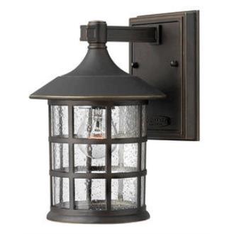 Hinkley Lighting 1800OZ-GU24 Freeport - One Light Small Outdoor Wall Mount