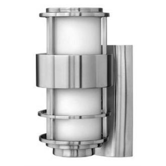 Hinkley Lighting 1900SS Saturn - One Light Outdoor Wall Sconce