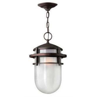 Hinkley Lighting 1952VZ-GU24 Reef - One Light Outdoor Hanging Lantern