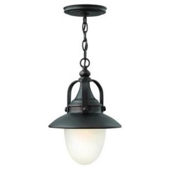 Hinkley Lighting 2082SB Pembrook - One Light Outdoor Hanging Lantern