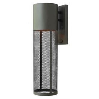 Hinkley Lighting 2304KZ-LED Aria - One Light Outdoor Medium Wall Mount