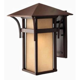 Hinkley Lighting 2575AR-LED Harbor - One Light Outdoor Large Wall Mount