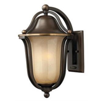 Hinkley Lighting 2634OB-GU24 Bolla - One Light Medium Outdoor Wall Mount