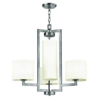 Hinkley Lighting 3209 Hampton - Four Light Chandelier