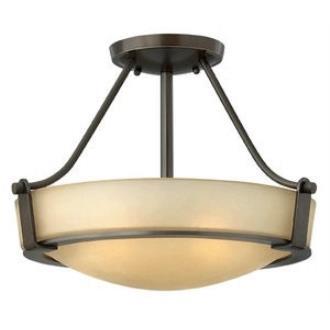 Hinkley Lighting 3220OB Hathaway - Three Light Semi-Foyer