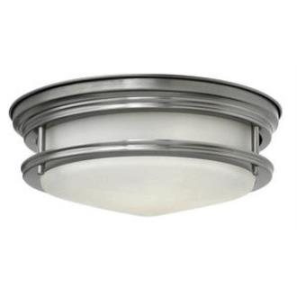 Hinkley Lighting 3302AN Hadley - Two Light Flush Mount