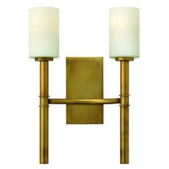 Hinkley Lighting 3582VS Margeaux - Two Light Wall Sconce