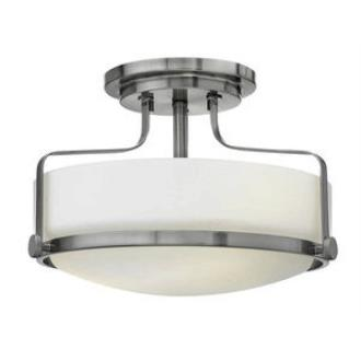 Hinkley Lighting 3641BN Harper - Three Light Flush Mount