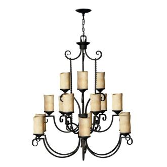Hinkley Lighting 4019OL Casa Chandelier