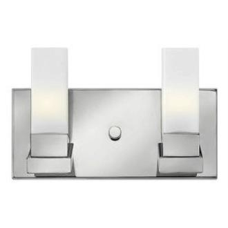 Hinkley Lighting 57202PN Omni - Two Light Bath Bar
