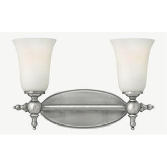 Hinkley Lighting 5742AN Yorktown - Two Light Bath Bar