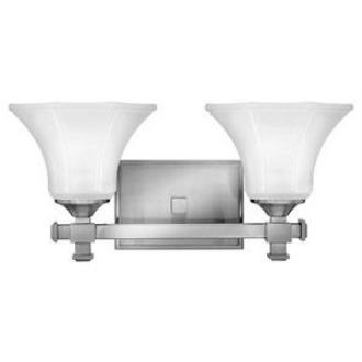Hinkley Lighting 5852BN Abbie - Two Light Bath Bar