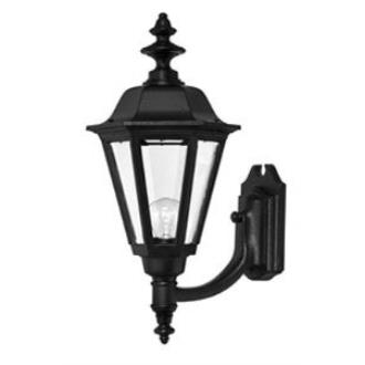 Hinkley Lighting 1449BK Manor House Cast Outdoor Lantern Fixture