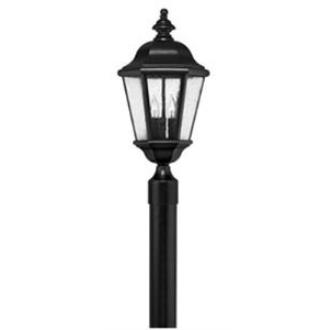 Hinkley Lighting 1671BK Edgewater Cast Outdoor Lantern Fixture