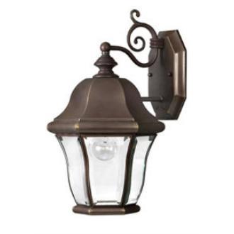 Hinkley Lighting 2330CB Monticello Brass Outdoor Lantern Fixture