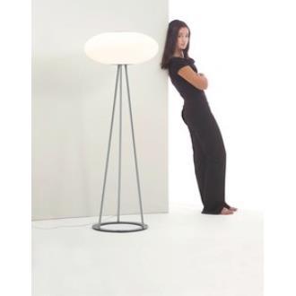 Holtkotter Lighting 2509 Viennese Kaffeehaus - Three Light Floor Lamp