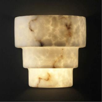 Justice Design CLD-2225W One Light Outdoor Wall Sconce