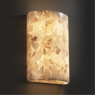 Justice Design ALR-8857 ADA Small Cylinder Wall Sconce