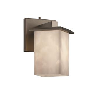 Justice Design CLD-8661 Clouds - One Light Montana Wall Sconce