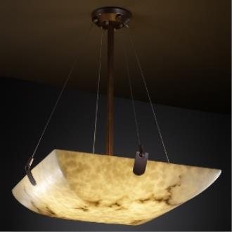 "Justice Design FAL-9627 48"" Pendant Bowl"