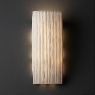 Justice Design POR-5135 Limoges - One Light Wall Sconce