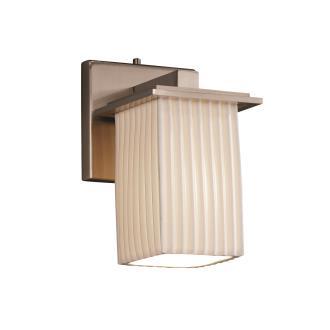 Justice Design POR-8671 Montana - One Light Wall Sconce