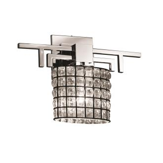 Justice Design WGL-8711 Aero ADA One Light Wall Sconce