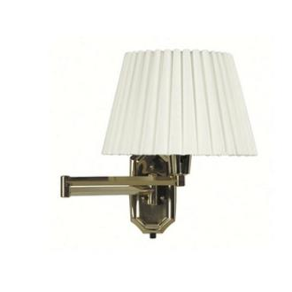 Kenroy Lighting 30120-1 Traditions Swing Arm Wall Lamp