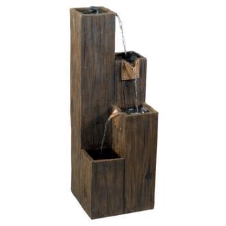 Kenroy Lighting 50007 Timber - Floor Fountain