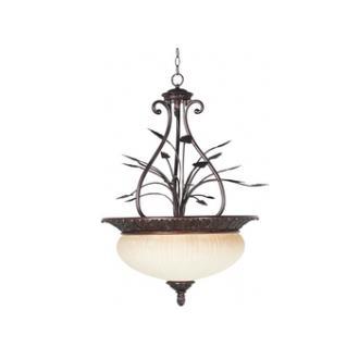 Kenroy Lighting 90405ORB 4 Light Pendant